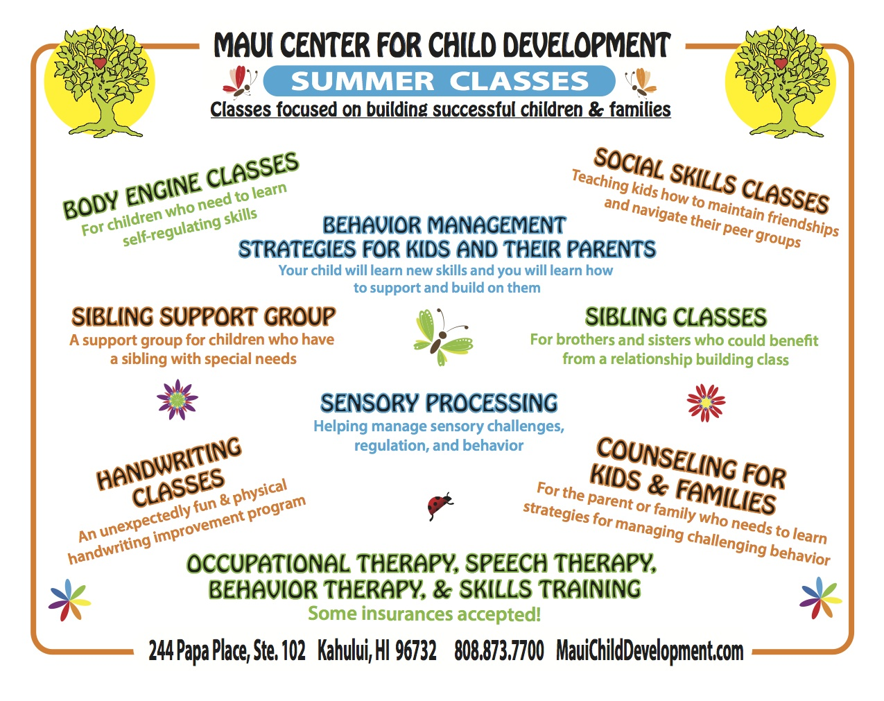 Thesis early childhood development