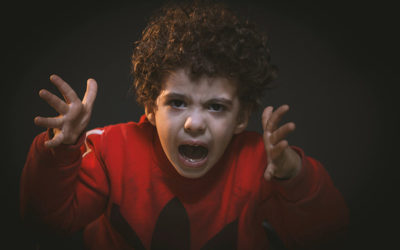 How to Stay Calm When Your Child Throws a Tantrum